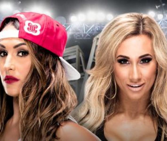 TLC Match Preview:Nikki Bella vs. Carmella (No Disqualification Match)