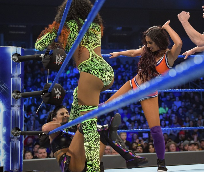 Smackdown Live Results-February 12th,2019