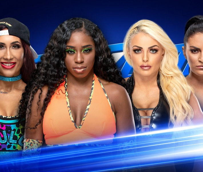 Fatal 4-Way Match to determine Asuka's WrestleMania challenger next Tuesday on SmackDown LIVE