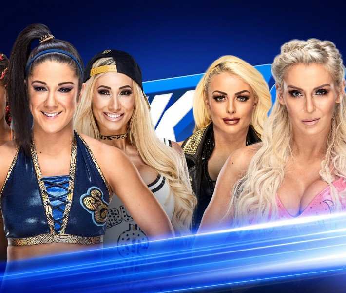 Smackdown Live Preview-May 7th,2019