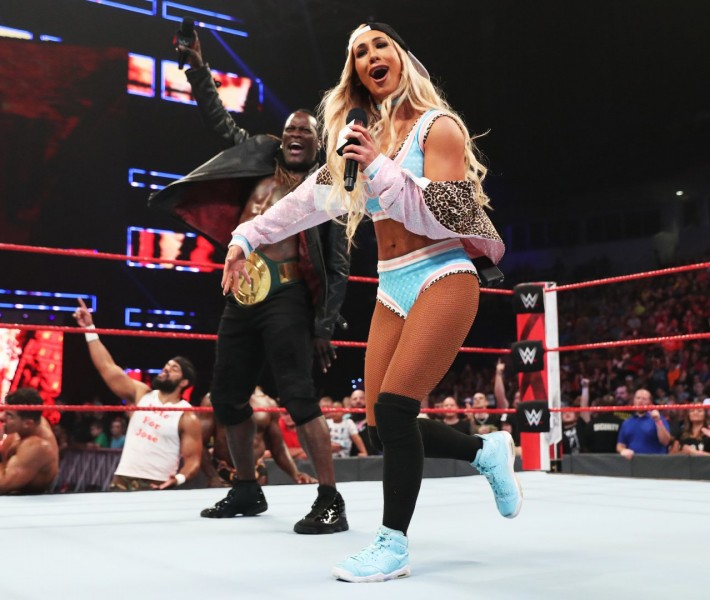 RAW Results-July 30th,2019