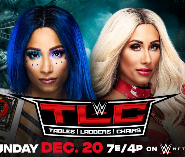 TLC Preview Carmella vs Sasha Banks